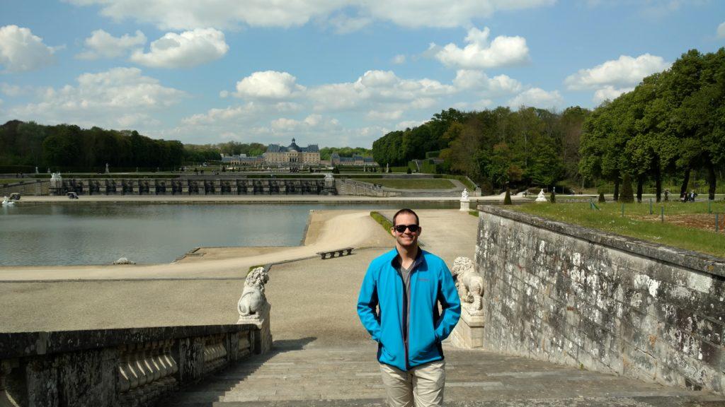 Vaux-le-Vicomte gardens