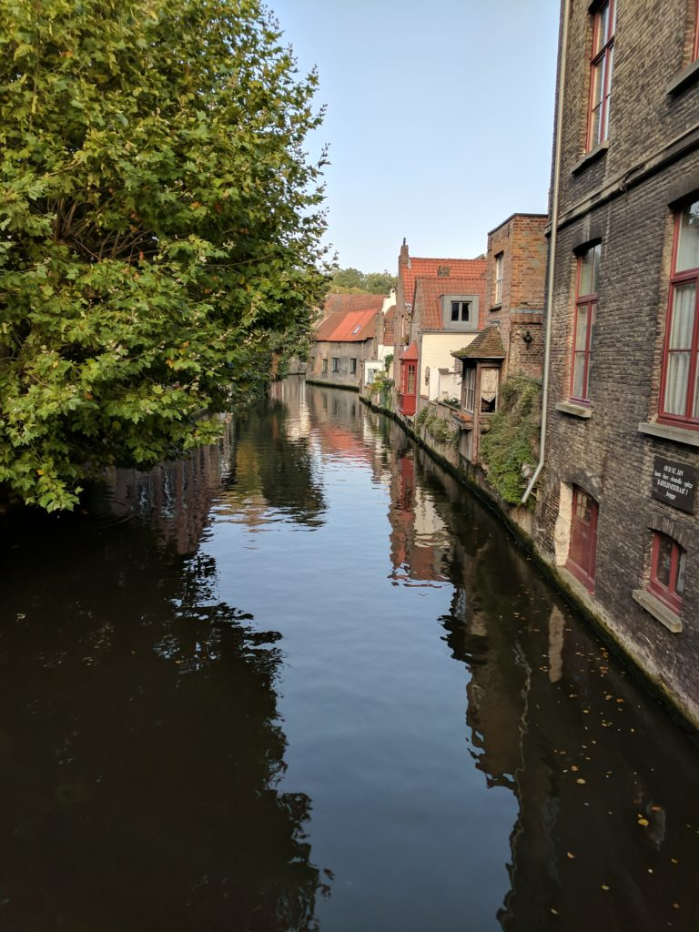 Canals on canals