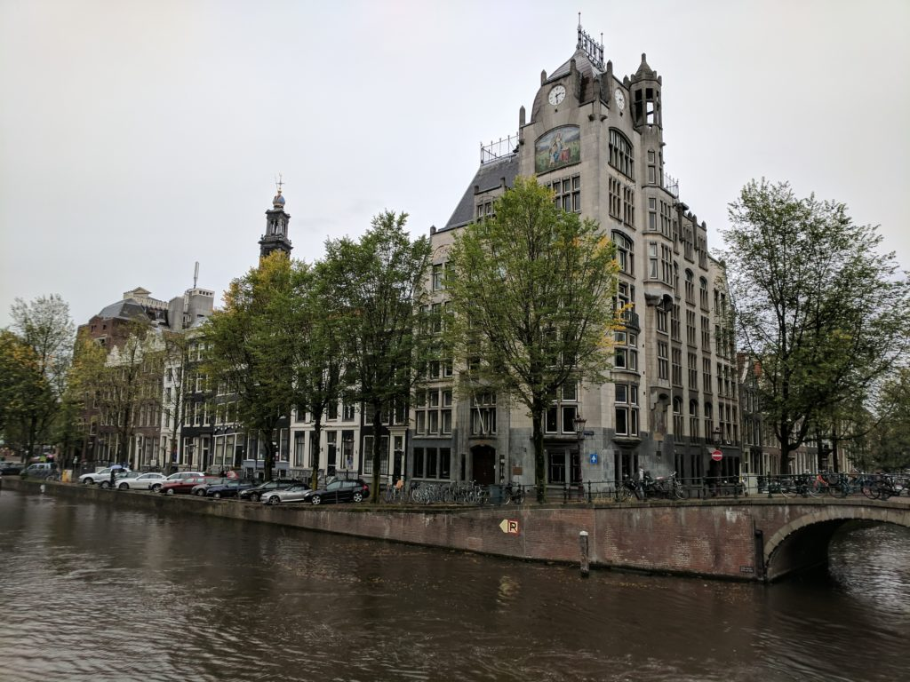 More Amsterdam views