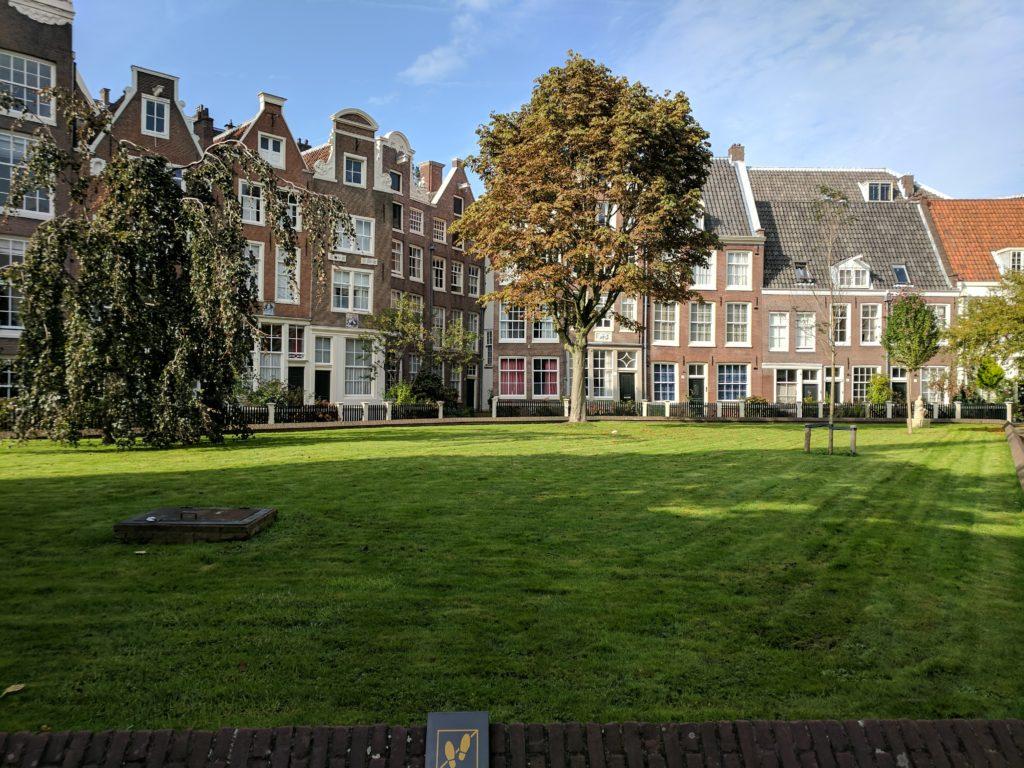 Peaceful Amsterdam living