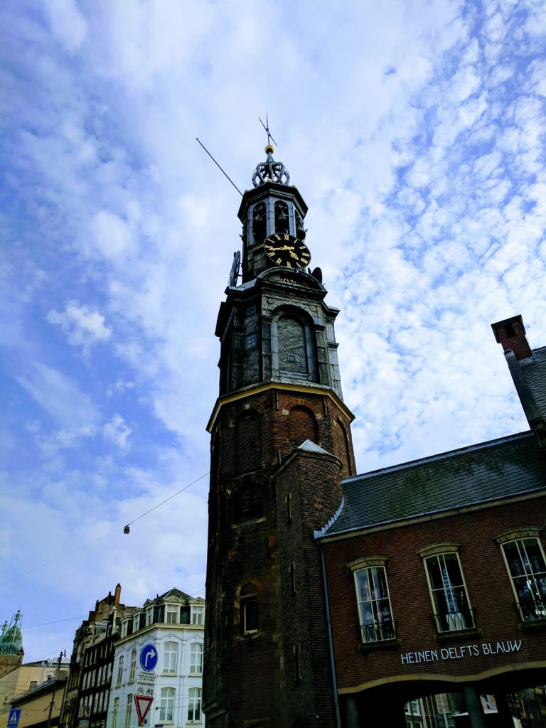 Beautiful views in Amsterdam
